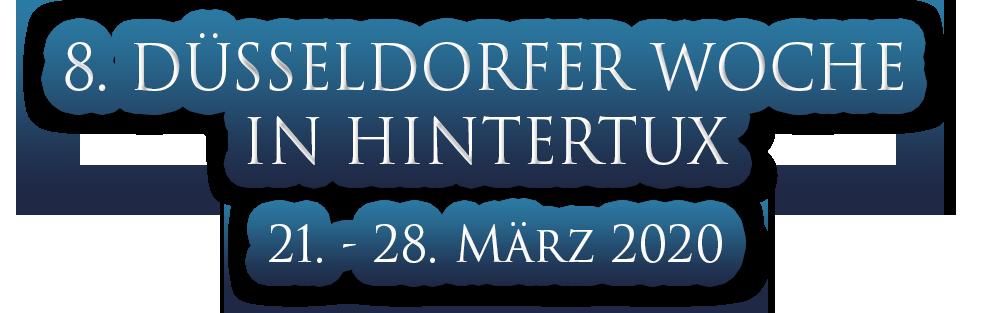 Düsseldorfer Woche 2020