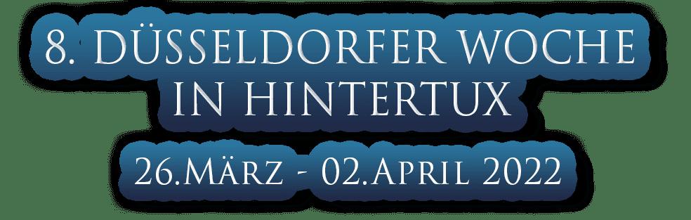 Düsseldorfer Woche 2022